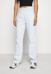 Weekday - ROWE FRESH - Jeans straight leg - bleached blue - 0
