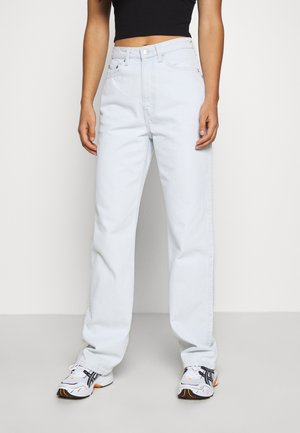 ROWE FRESH - Straight leg jeans - bleached blue