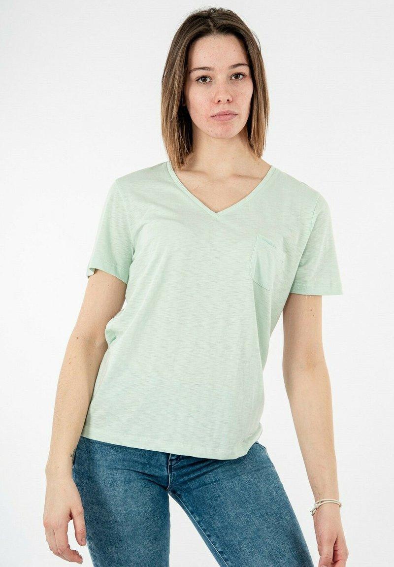 Superdry - Basic T-shirt - vert