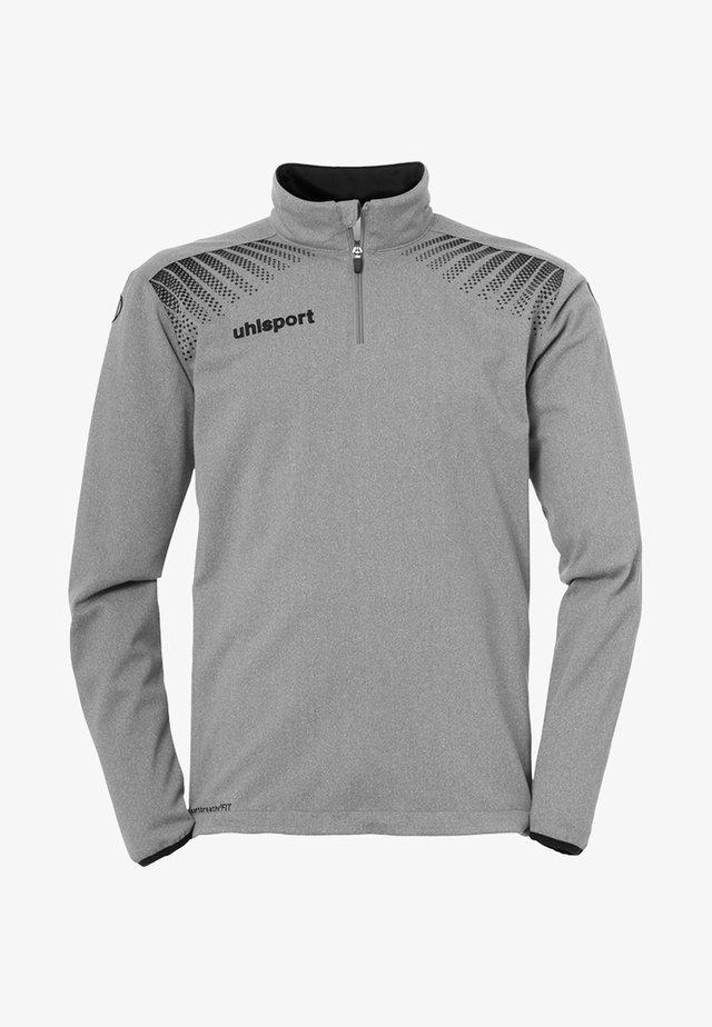 GOAL - Sports shirt - dark grey/black