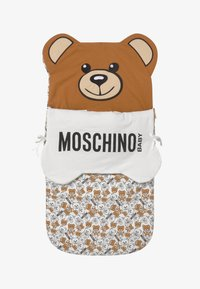 MOSCHINO - BABY NEST - Footmuff - cloud - 2