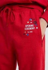 Opening Ceremony - Pantalon de survêtement - red - 3