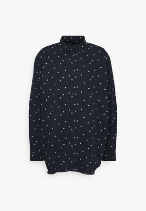 Shirt - navy blazer