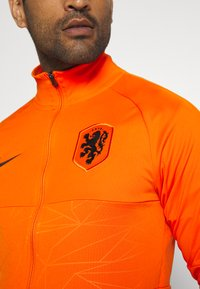 Nike Performance - NIEDERLANDE KNVB - National team wear - safety orange/black - 5