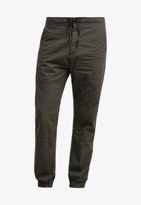 MARSHALL COLUMBIA - Pantalon classique - cypress rinsed