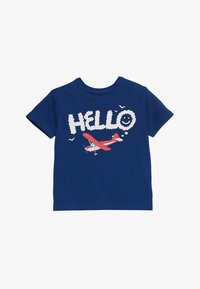 GAP - TODDLER BOY TEE - T-shirts print - blue edge - 2