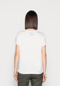 Mos Mosh - CHÉRIE TEE - Print T-shirt - grape leaf - 2