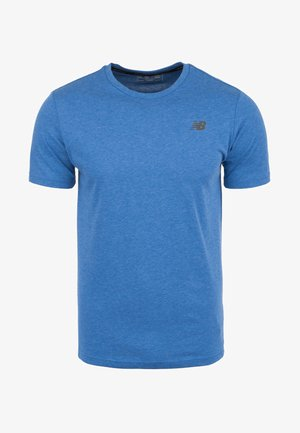 HEATHERTECH  - T-shirt basic - lapis blue