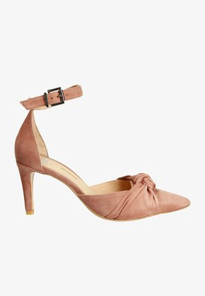Platform heels - rot