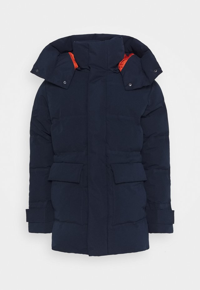 JORRUN PUFFER - Winter coat - navy blazer
