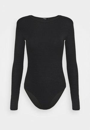 ONLTHEA SHOULDER BODY - Topper langermet - black