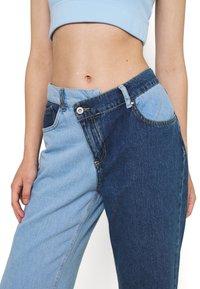 The Ragged Priest - FOLK - Jeans straight leg - mix blue - 3