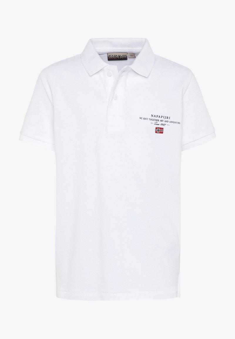 Napapijri - ELBAS - Polo shirt - bright white