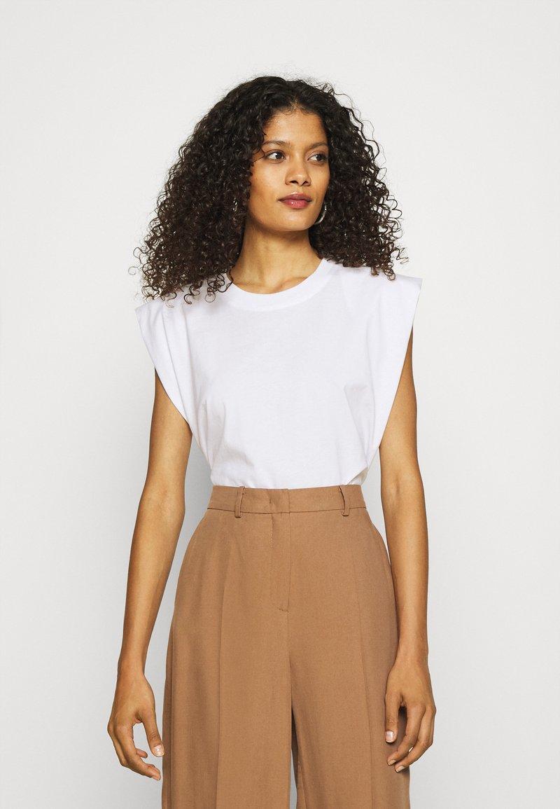 ARKET - T-shirt basique - white