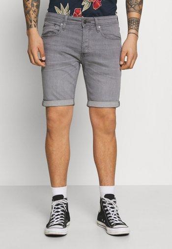 JJGREG PLAIN - Shirt - navy blazer