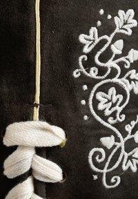 Almsach - Leather trousers - schwarz - 4