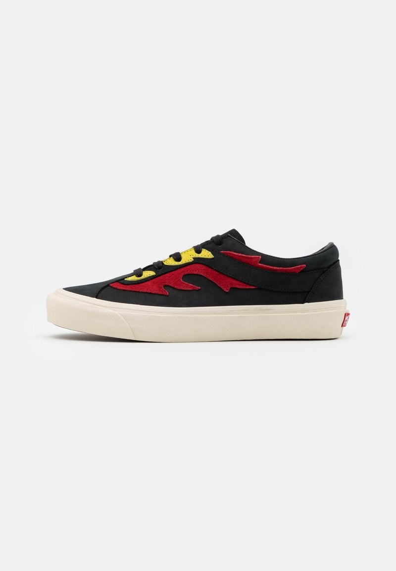 Vans - BOLD UNISEX - Trainers - black/red