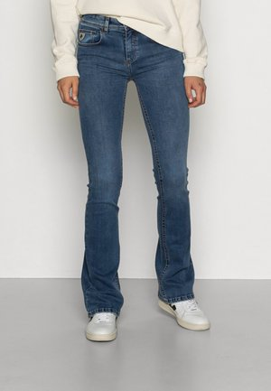 MELROSE - Relaxed fit jeans - blaze stone