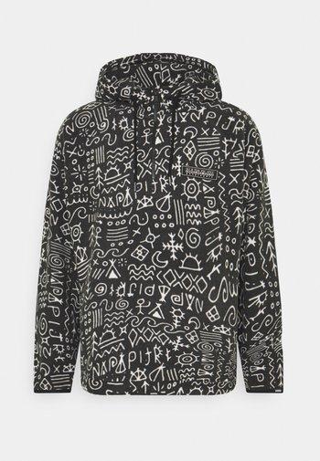 NOAIDE UNISEX - Fleece jumper - black