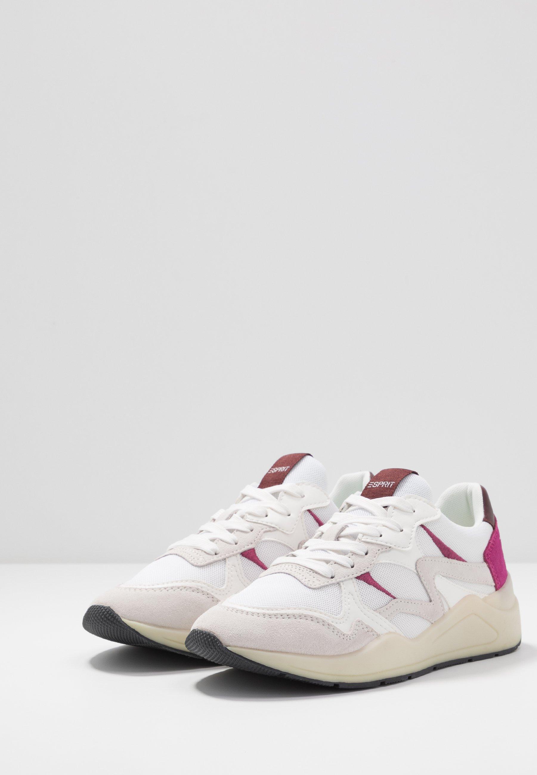 Esprit RURY - Baskets basses - white - Sneakers femme Qualité