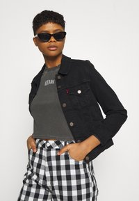 Afends - POLLY - Top - stone black - 3