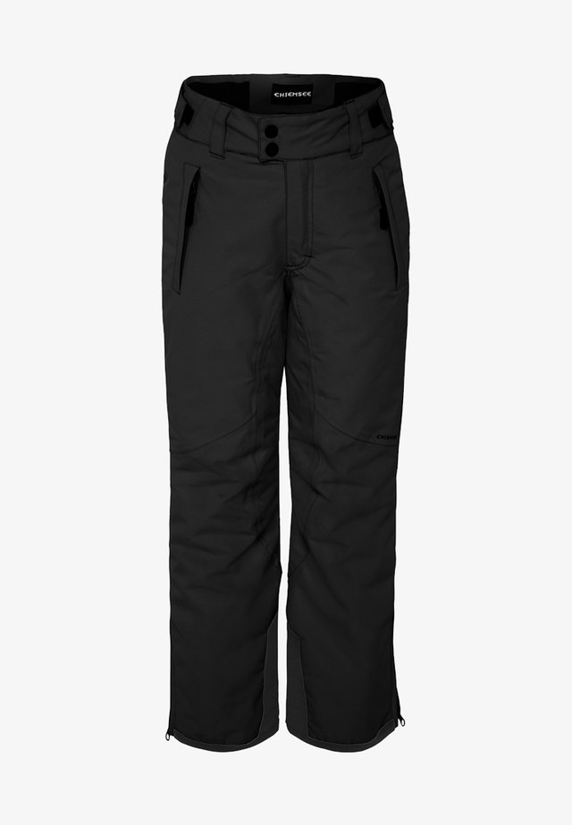 Snow pants - deep black