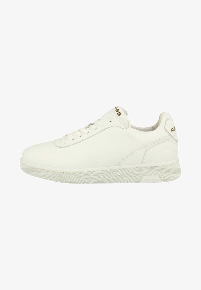 ZETA LTHR - Sneakers laag - white