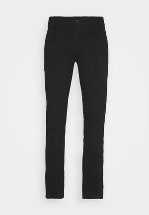 SCANTON PANT - Chinos - black