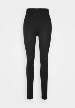 Tights - black dark