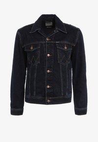 Wrangler - WESTERN - Denim jacket - blue black - 5
