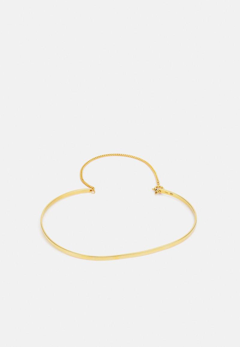 Vibe Harsløf - ELSA ANKLET - Bracelet - gold-coloured