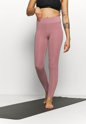 ONPDALO TRAINING - Tights - mesa rose