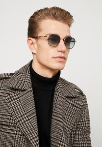 Tommy Hilfiger - Sunglasses - gold - 1