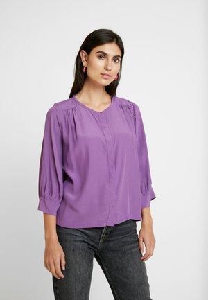 IRISSA BLOUSE - Blusa - violet