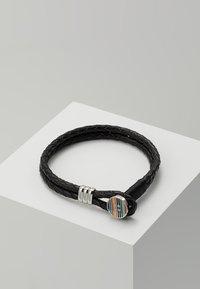Paul Smith - BRACELET ENAMEL - Armband - black - 0