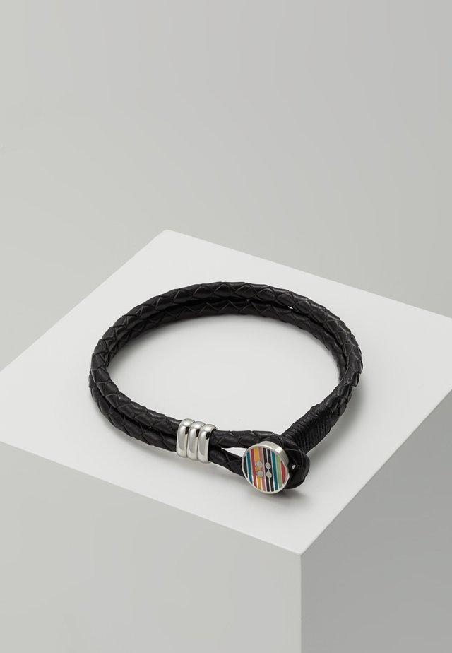 BRACELET ENAMEL - Pulsera - black