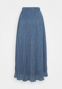 Bruuns Bazaar - SENNA CARMA SKIRT - Pleated skirt - riverside - 1