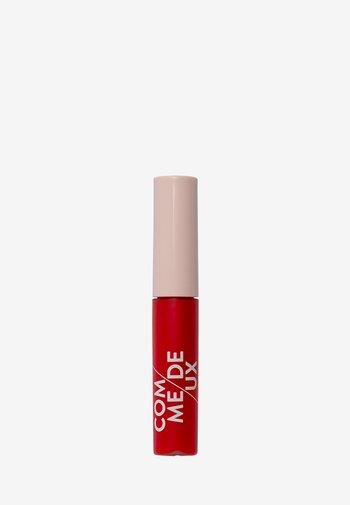 LIPSYNC - Lip gloss - red