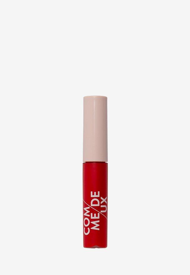 LIPSYNC - Lipgloss - red