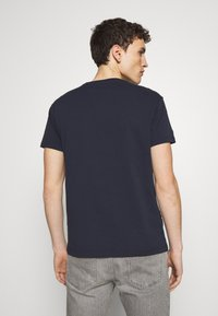 CLOSED - T-shirt basic - dark night - 2