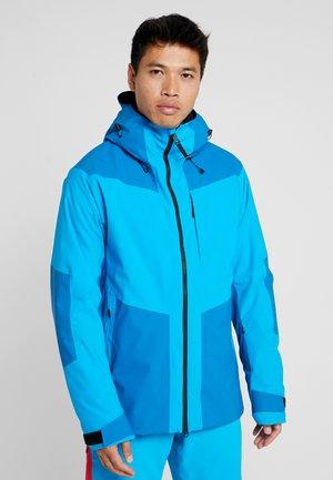 HANNES - Snowboardjakke - blue/turquoise