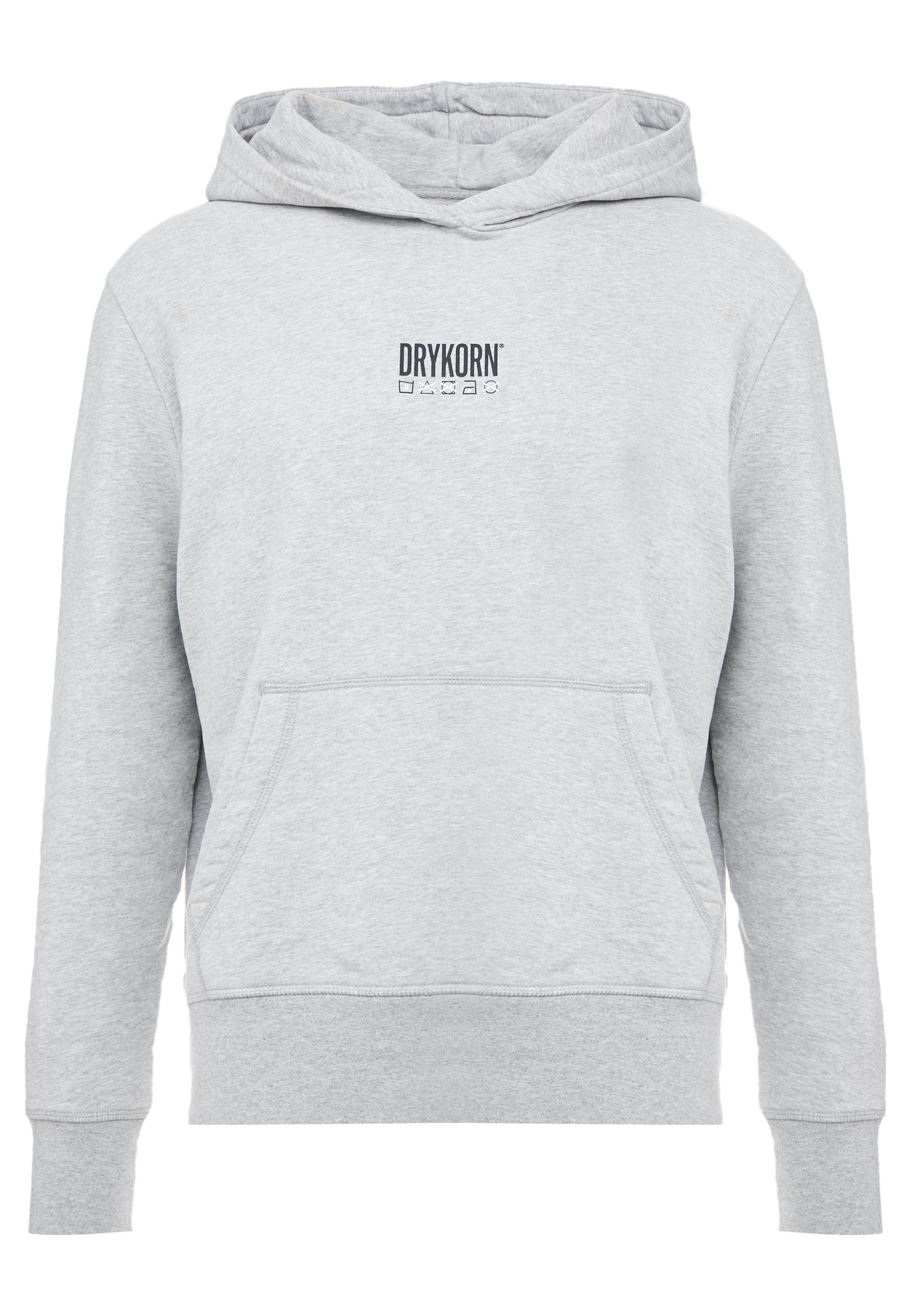 DRYKORN TONI CODE - Sweat à capuche - dark grey