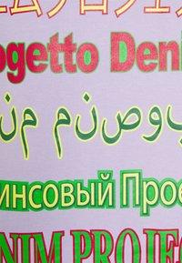 Denim Project - MOJO HOODIE - Felpa - pastel lilac - 6