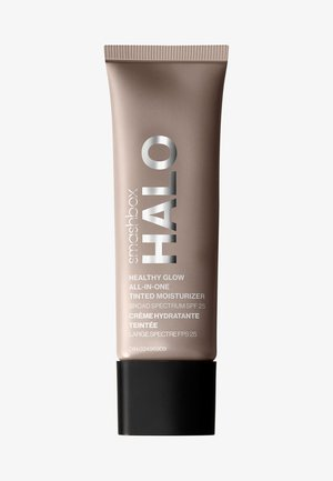 HALO HEALTHY GLOW ALL-IN-ONE TINTED MOISTURIZER SPF25  - Tinted moisturiser - 8 tan