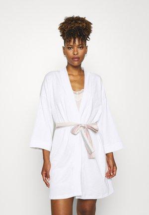 SOLAL DESHABILLE - Dressing gown - ecru