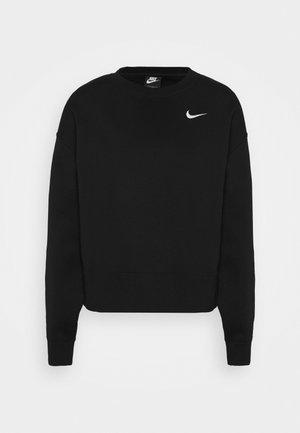 CREW TREND  - Sweatshirt - black