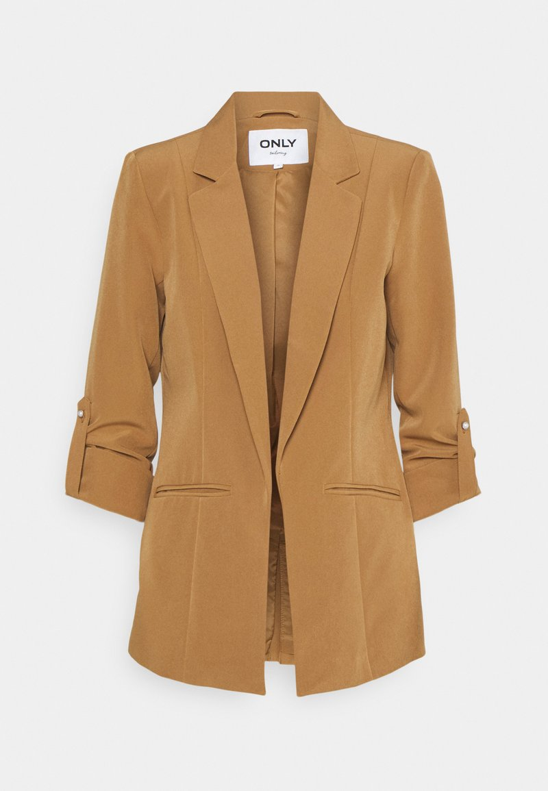 ONLY - ONLKAYLE ORLEEN  - Short coat - toasted coconut
