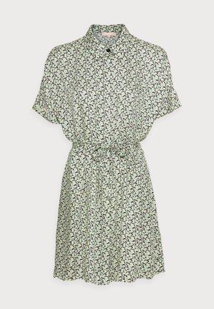 LEAH DRESS - Day dress - blur flower arcadian green