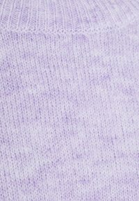 Pieces - PCSANY O-NECK - Jumper - lavender - 2