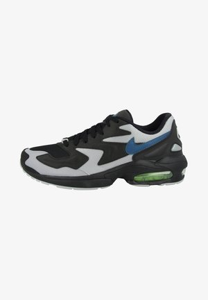 AIR MAX LIGHT - Sneakers - black